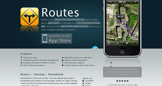 Routes Aapp