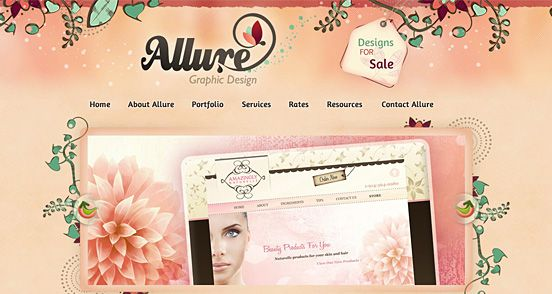 Allure Graphic