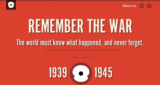 Remember the War
