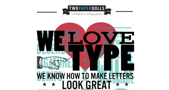 Two Paper Dolls