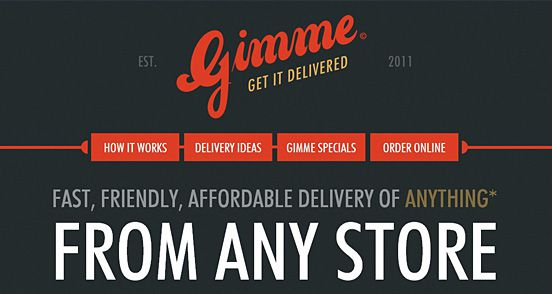 Gimme Delivery