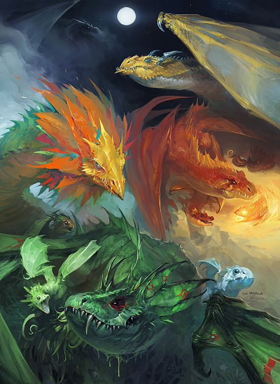 Vale of Dragons