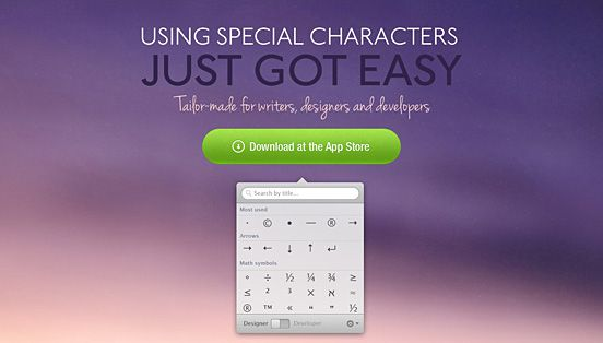 Get Characters