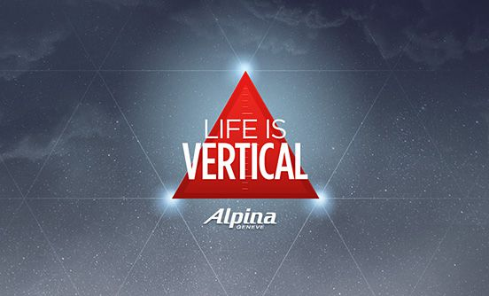 Alpina Life is Vertical