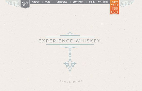 Experience Whiskey