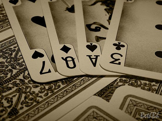 Love Is On The Cards