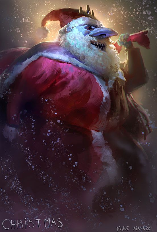 have A N'ICE' Christmas!