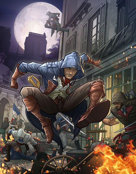 The Game Magazine   Assassins Creed Unity