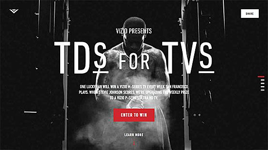 TDs for TVs