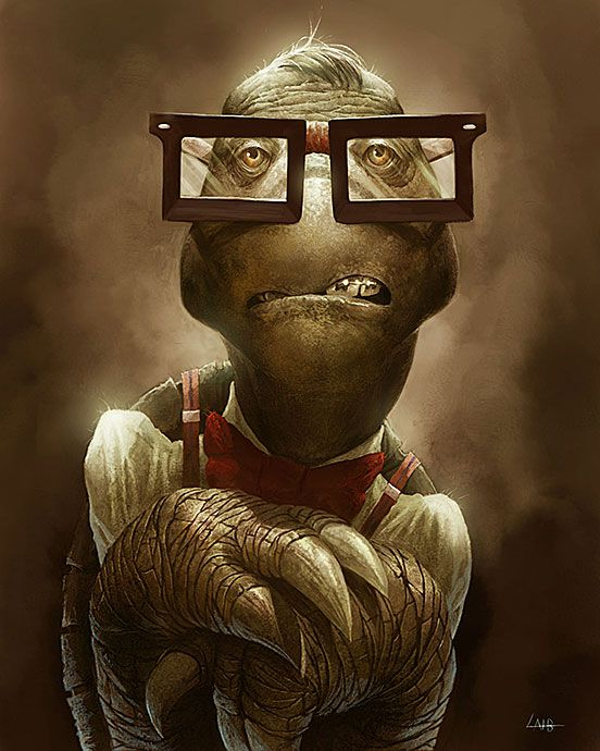 Nertle The Nerdy Turtle