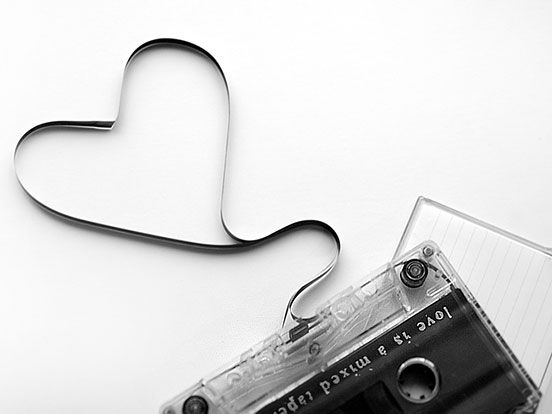 Love is A Mixed Tape