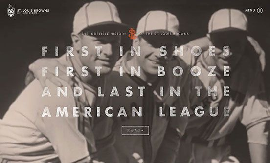 St. Louis Browns Historical