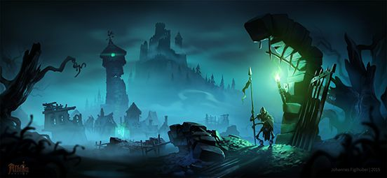 Lands of the Undead