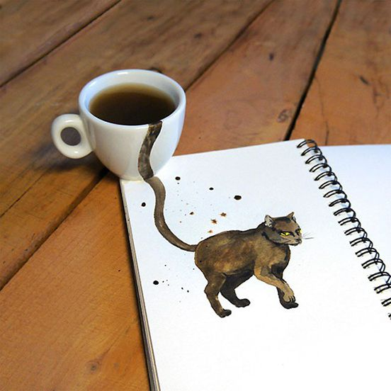 Coffees As Cats